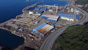 40 milyon TL'ye yapılan liman atıl vaziyette duruyor
