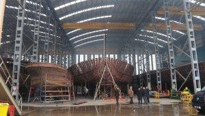 Karadeniz'de gemi imalatı dünya standartlarına kavuştu