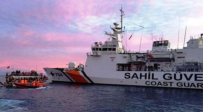 Sahil Güvenlik Komutanlığı verileri paylaştı