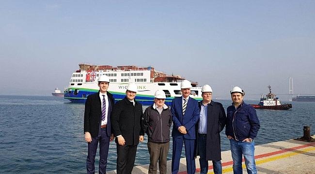 İngilizler Türk gemisi ile yolcu taşıyacak