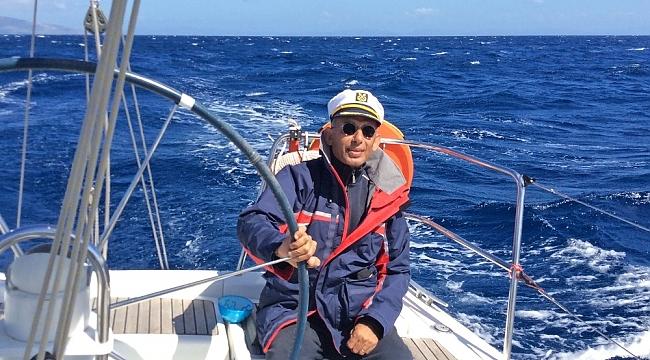 Emekli olup tekneyle dünya turuna çıktı