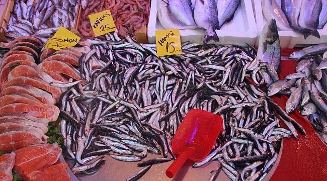 Karadeniz hamsisinin fiyatı bir haftada yarıya düştü