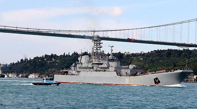Rus Karadeniz Filosu gemileri yeni anti-denizaltı füzeleri alacak