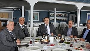 Yavuz Ulugün projelerini anlattı