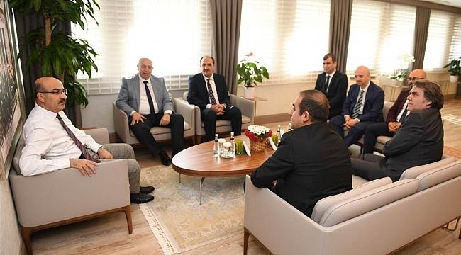 Adana'ya Su Ürünleri Organize Sanayi Bölgesi kurulacak
