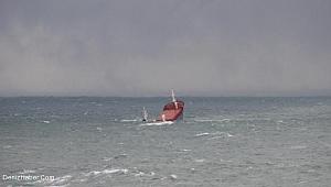 Gökbel'i Batıran Suriye gemisinin kaptanına 2 yıl 10 ay hapis