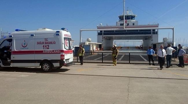 İDO'dan feribot kazasıyla ilgili açıklama