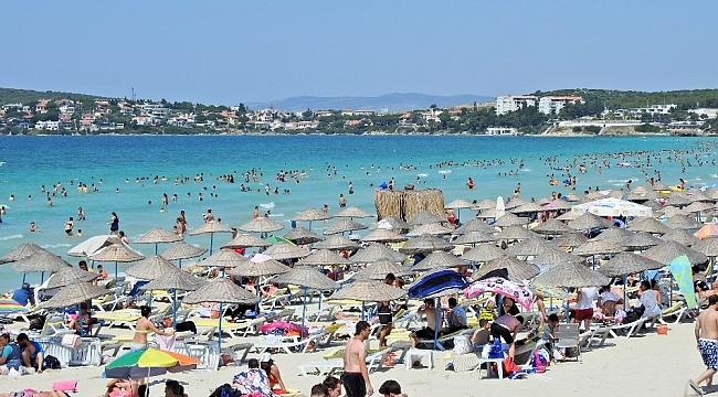 Ilıca Plajı'nda yürütmeyi durdurma kararının ikisi kaldırıldı