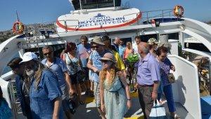 İZDENİZ, İzmir-Foça gemi seferlerini başlatıyor