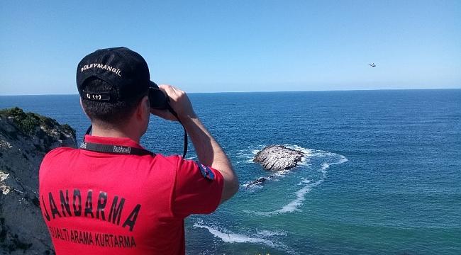 Şile'de tekne battı: 1 ölü, 1 kayıp