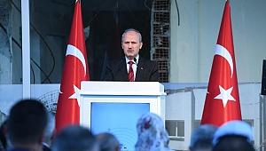 Bakan Turhan`ın 15 Temmuz Demokrasi ve Milli Birlik Günü Mesajı
