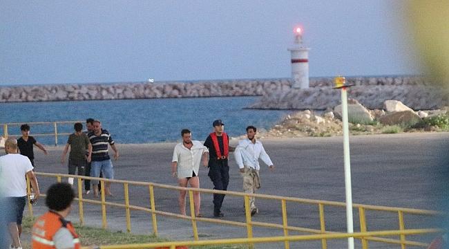 Batan mülteci gemisinde insanlık dramı yaşandı