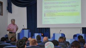 Dünyaca ünlü İstatistikçi Prof. Hamparsum Bozdoğan OMÜ'de