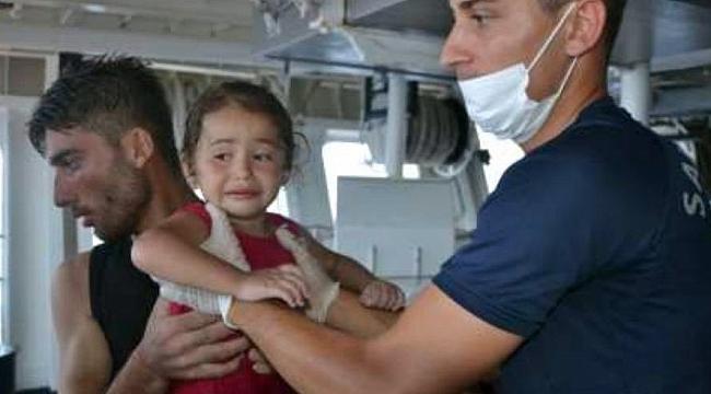 Kıbrıs açıklarında mülteci gemisi battı: 19 ölü, 103 kişi kurtarıldı