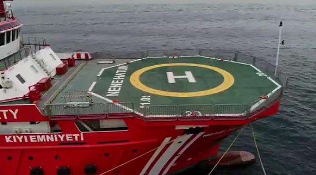 Nene Hatun, dünya denizlerinde risk nöbetine hazır