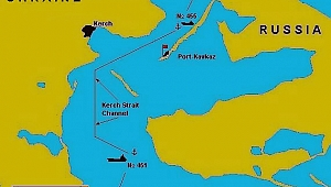 Kerç Boğazı'ndan Türkiye'ye feribot seferleri başlayacak
