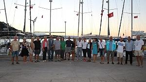 Yabancıları Karadeniz'e çekmek için liman liman dolaştılar