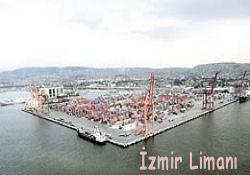 İzmir Limanı'na iki şirket talip