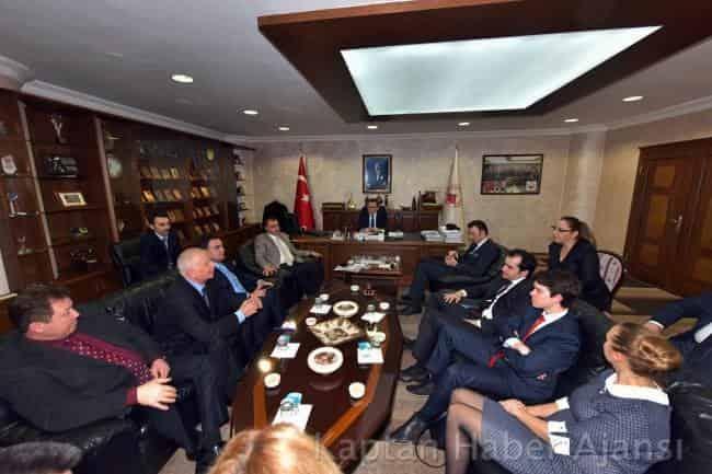 Ukrayna-Türkiye-İran Ticaret Hattı Açılıyor
