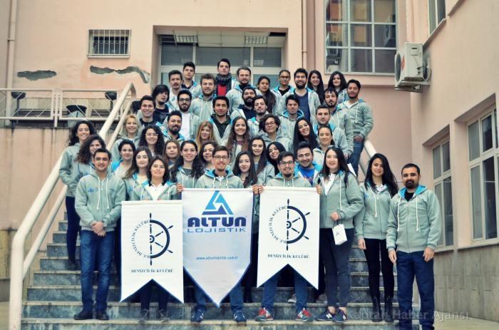 9 Eylül Denizcilik Fakültesi Öğrencileri Yeni Ufuklara Açıldı