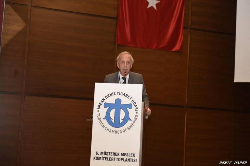 6. Meslek Komiteleri Meclisi Ataköy Sheraton'da Gerçekleşti