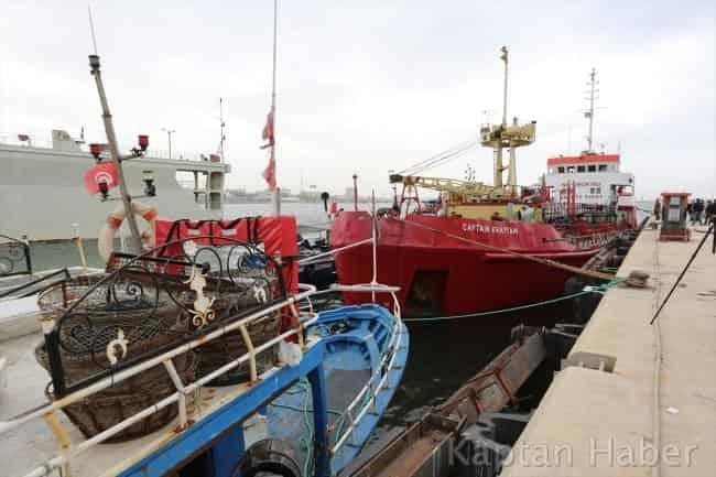 Libya, akaryakıt kaçakçılığı yapan gemiye el koydu
