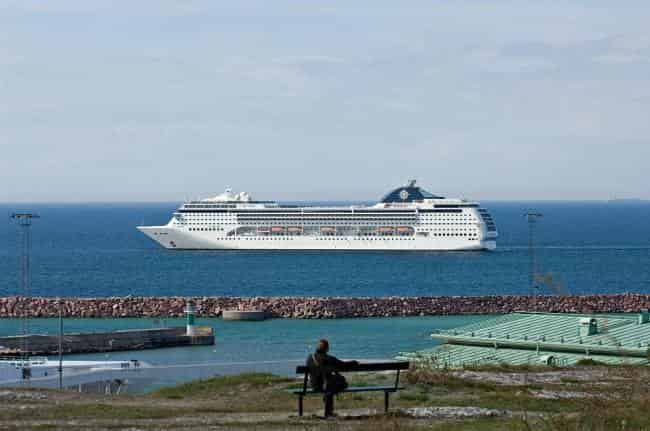 MSC Kübaya 2. Gemiyi Sefere Koydu