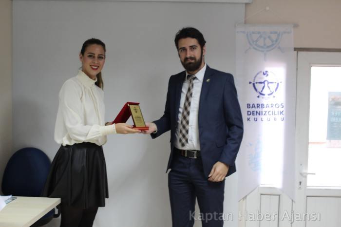 YILPORT Barbaros Denizcilik kulübü 3.Kariyer Günlerinde