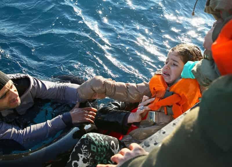 """""""Güven""""den sığınmacılara hayat veren dokunuş"""