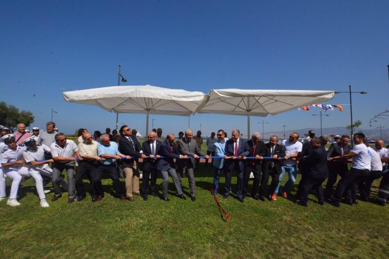 İzmir'de Denizcilik ve Kabotaj Bayramı Kutlamaları