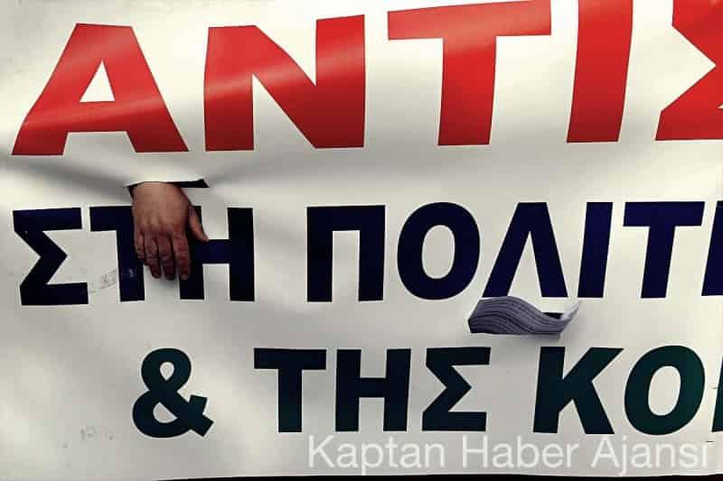 """Pire'de """"Liman Özelleştirilmesin"""" Gösterileri"""