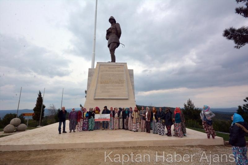 Vatandaşlardan Çanakkale Duası