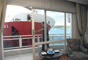 Geminin Önünde Ev Yapmayın Çarpmasın
