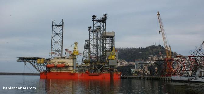Giresun Limanı'nın yıllık kapasitesi 2 milyon ton