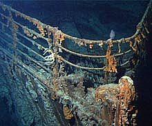 Titanik'in Batış Teorisi Doğru Değil mi?