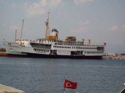DenizTV: Turan Emeksiz Vapuru Otel Oldu