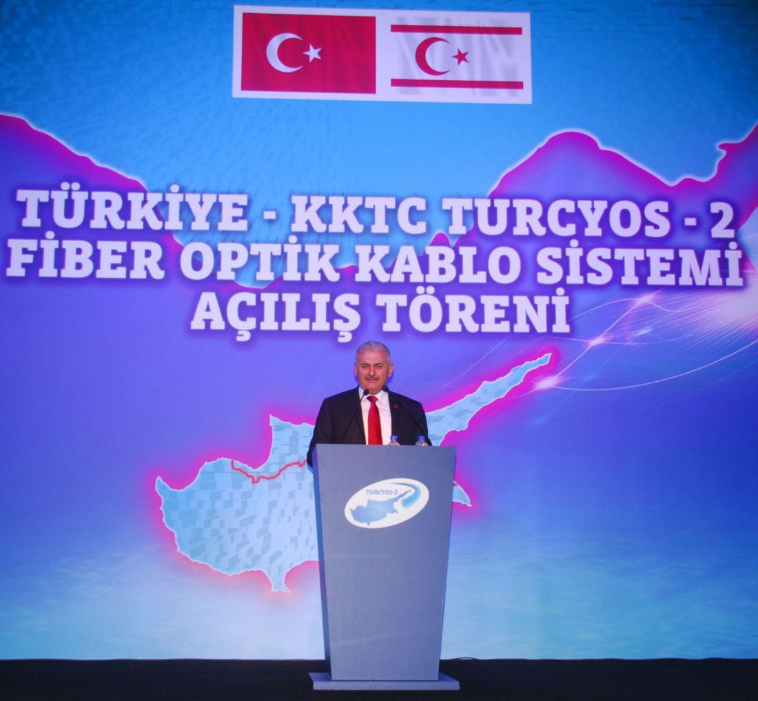 Türkiye ile KKTC Denizaltından Buluştu