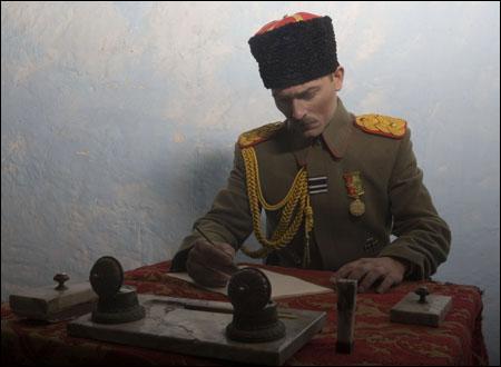 Mustafa Kemal Paşa'yı Dolandırmışlar