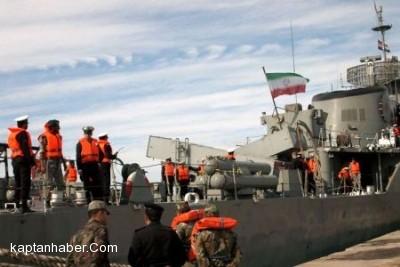 İran'ın 36. Filosu Aden Körfezi'ne gönderildi