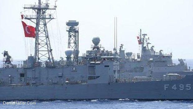 TSK'nın Aden Körfezindeki Görevi 1 Yıl Uzatıldı