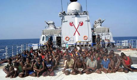 Hindistan'dan Korsanlığa Karşı Öneri