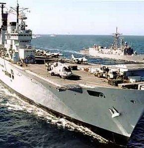 İran Gemileri 7 Aralık'ta Sudan Limanı'nda