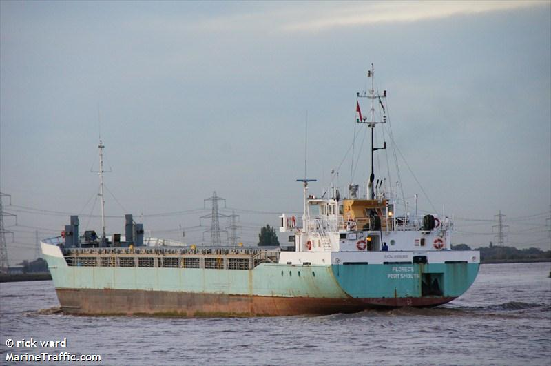 Biskay'da Gemiler Çarpıştı, Biri Battı