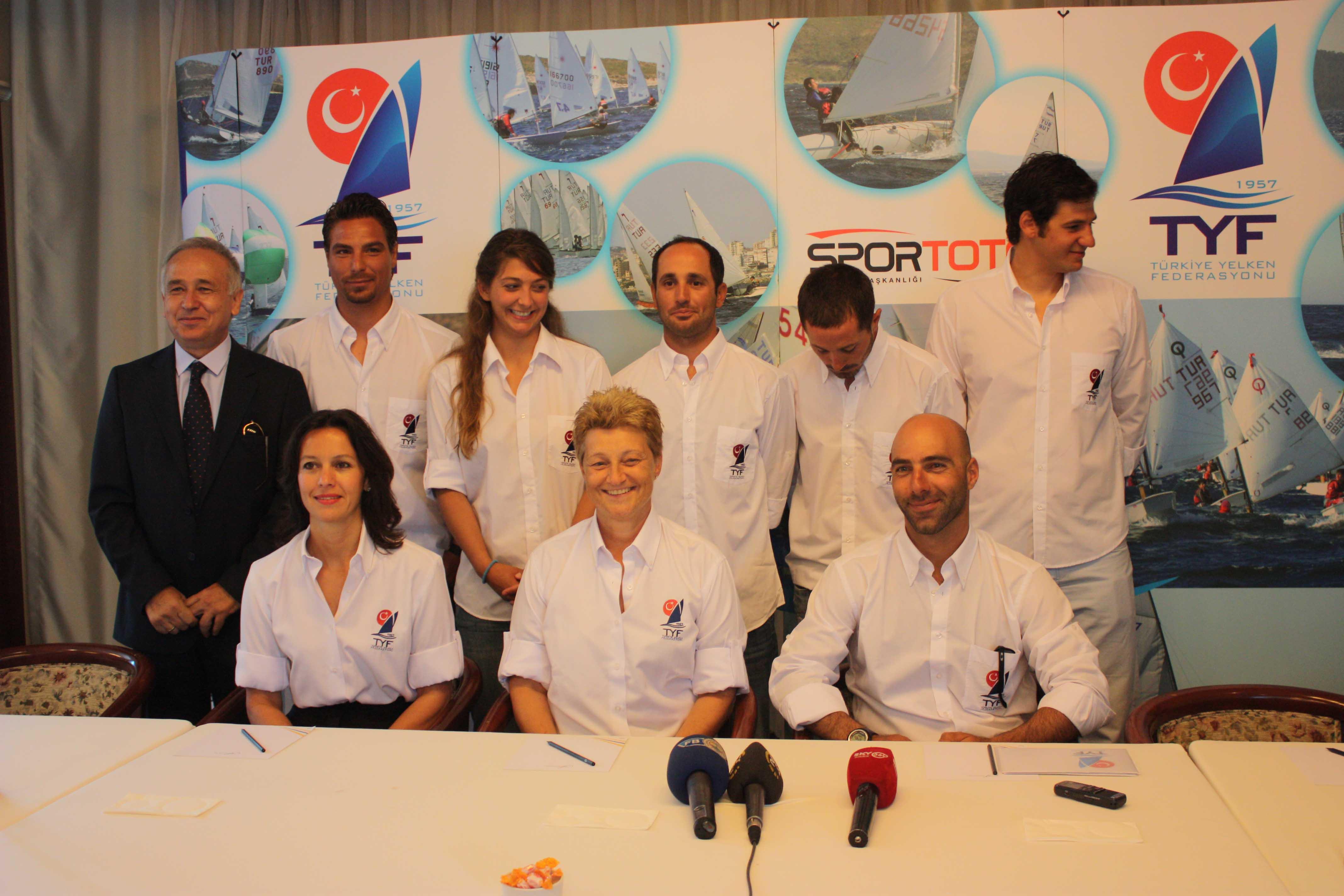 Ülkemizi Temsil Edecek 5 Sporcu Belirlendi