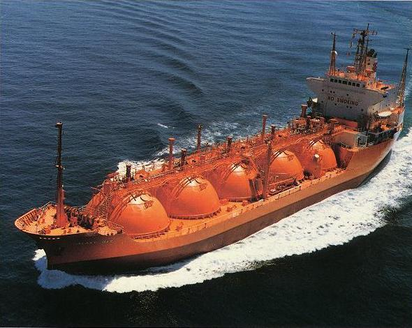 LNG tankerlerine ilgi artacak