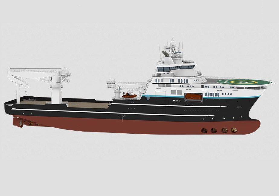 Tersan, Norveç'e IMR Gemisi Yapacak