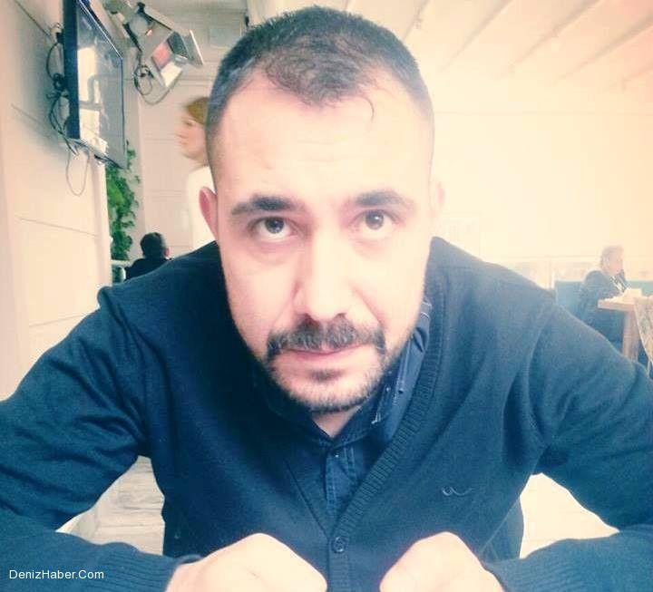 Ali Özcan CY THUNDER İsimli Gemiden Denize Düştü