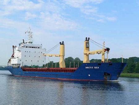 Gemi bilmecesine İsrail de katıldı