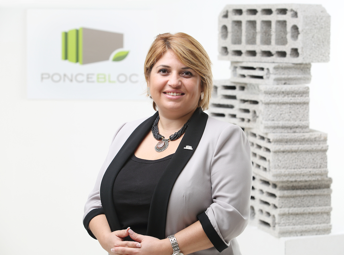Arkas iştiraki Poncebloc'a yeni pazarlama müdürü