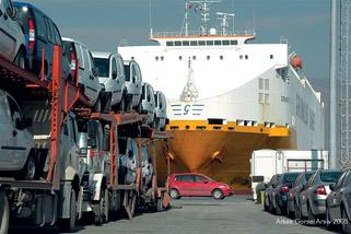 Ro-Ro Gemileri De Krize Demir Attı